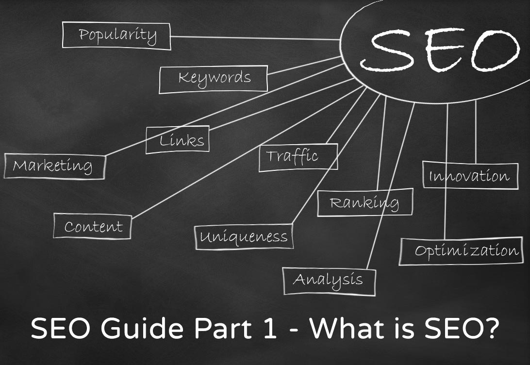 SEO Guide Part 1, what is SEO?